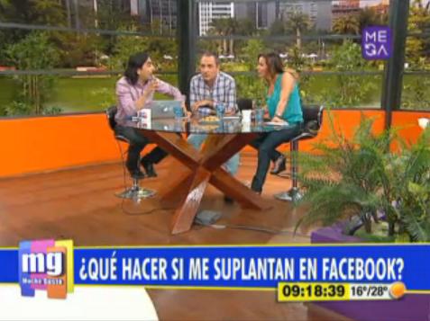 SerDigital.cl con Katherine Salosny y Luis Jara: «El peligro de los perfiles falsos en Facebook»