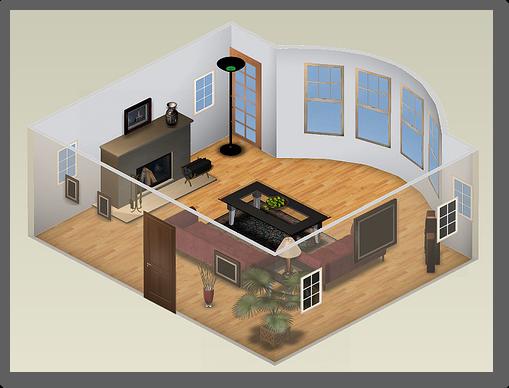 Disear casa 3d disenar casas online dise ar casa online for Programa para disenar cuartos